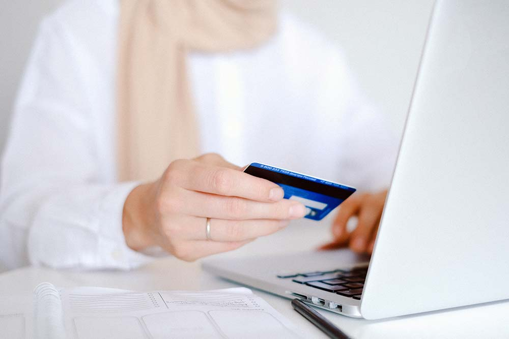 Buying on e-commerce