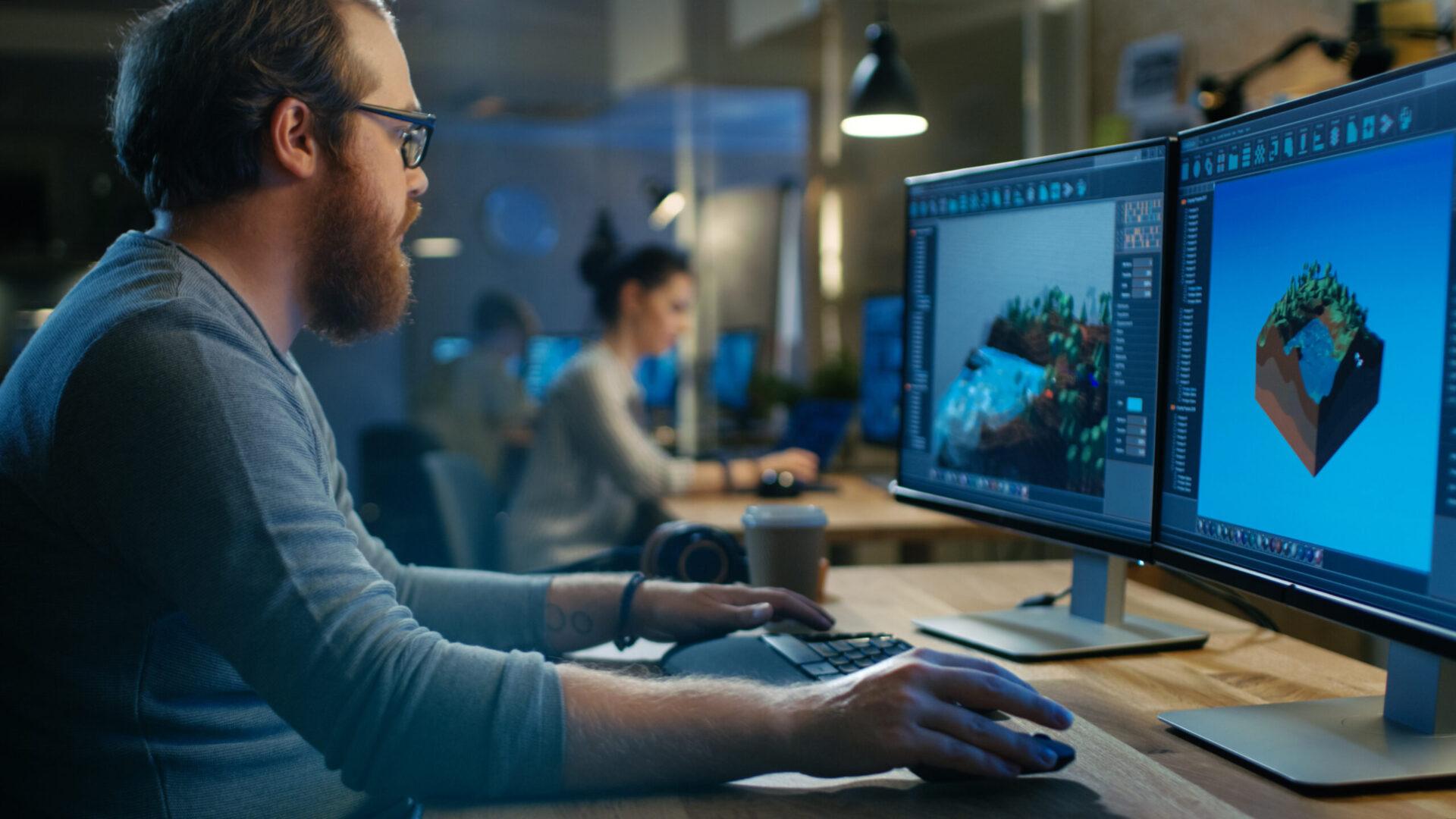 Sred in gaming industry