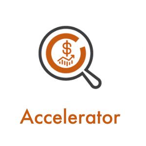 Accelerator icon