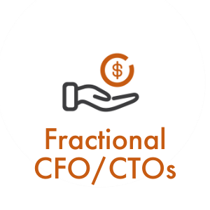Fractional cfo and cto icon