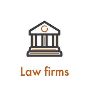 Law frims icon