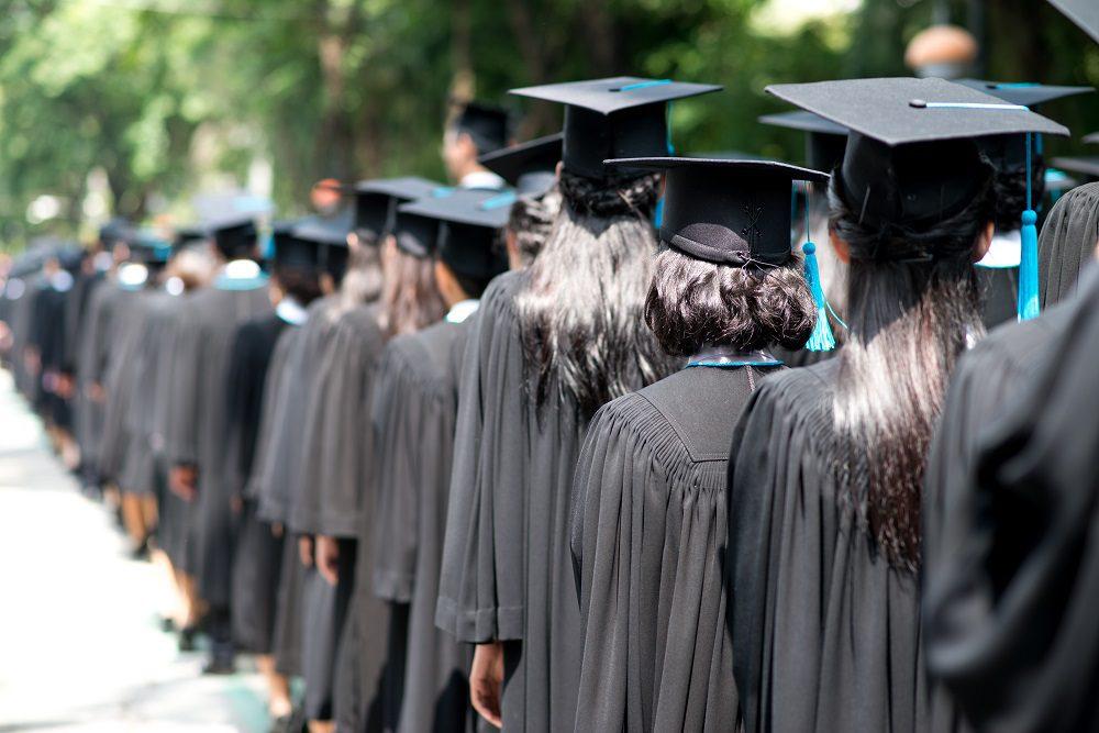 PhD jour de la cérémonie de remise des diplômes