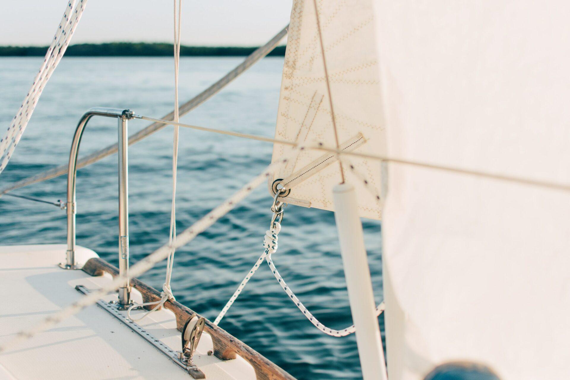 boat sail